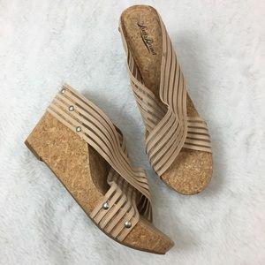 Lucky Brand Wedge Sandal